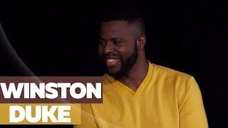 Winston Duke Talks Impact of 'Black Panther' + Going to Yale with Lupita Nyong'o