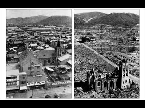 Хиросима и Нагасаки взрыв и коротко о бомбах