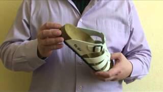 видео обувь ортопедическая