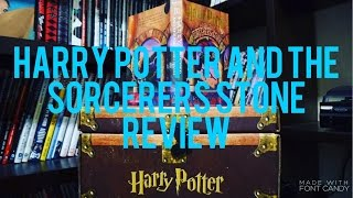 Harry Potter and the Sorcerers Stone by J.K. Rowling Review
