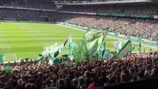 Werder Bremen Ultras - Support vs. Frankfurt (HD)