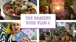 THE READING RUSH DAY #2 - THE ONE WITH BEANS, BIRDS, AND BABY HEADS