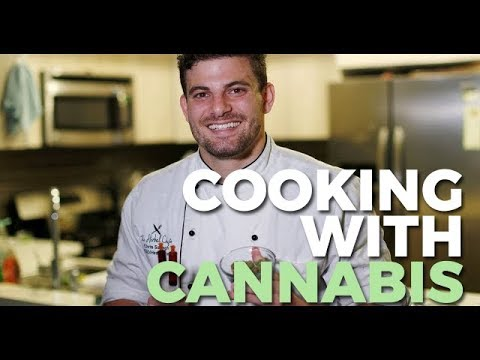 Cannabis Herbal Chef Teaches Us That Marijuana Belongs in Fine Dining