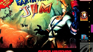 Are the Super Nintendo Earthworm Jim Games Worth Playing Today? - SNESdrunk