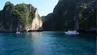 Майя бэй, Пхи-Пхи лей, где снимали фильм пляж | Maya bay, Phi-Phi