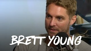 Brett Young Solves the Case of the Stolen Song