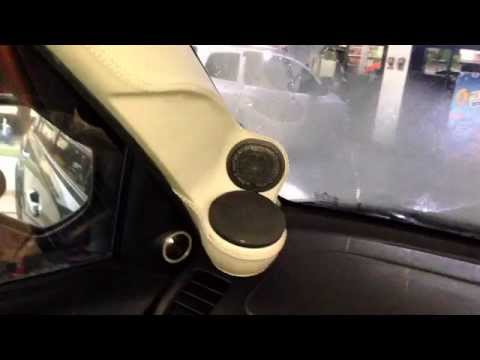 Audio mobil Pajero   Focal BE   Denon   Mc Intosh   Innovation Car audio jakarta