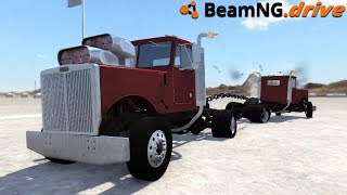BeamNG.drive - 2200HP TUG OF WAR