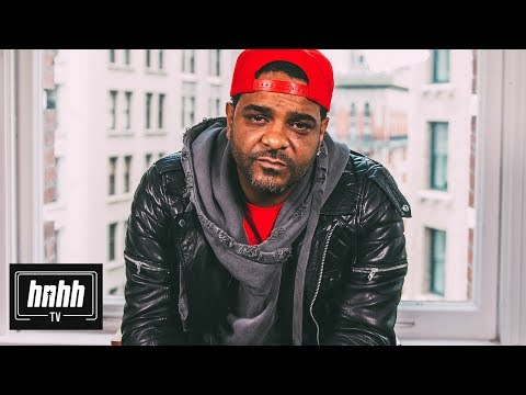 "Jim Jones on ""Wasted Talent"", Relationship with 50 Cent & More (HNHH Interview 2018)"
