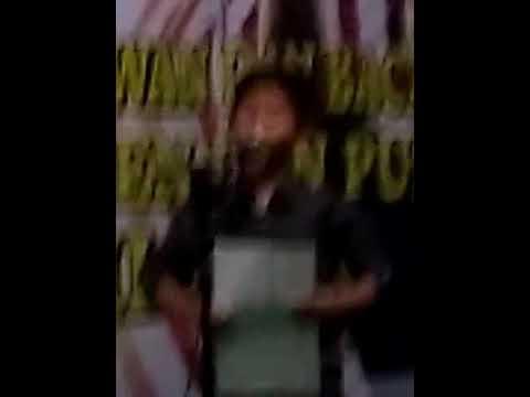 Juara 1 puisi AKU karya chairil anwar 2017