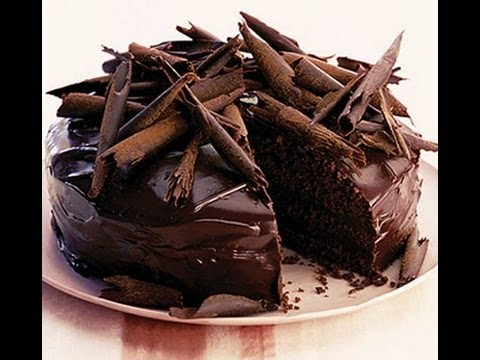 HOW TO MAKE THE WORLDS BEST CHOCOLATE CAKE YouTube
