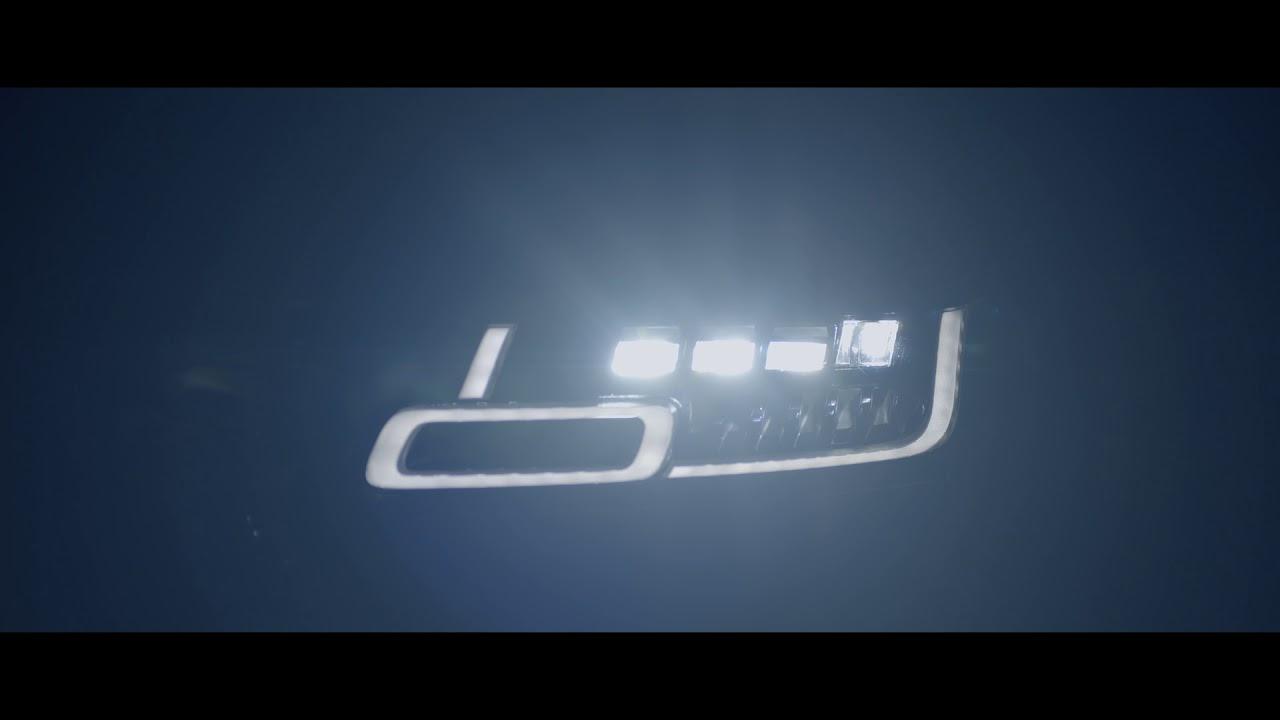 New Range Rover 18 MY | LED-verlichting - YouTube