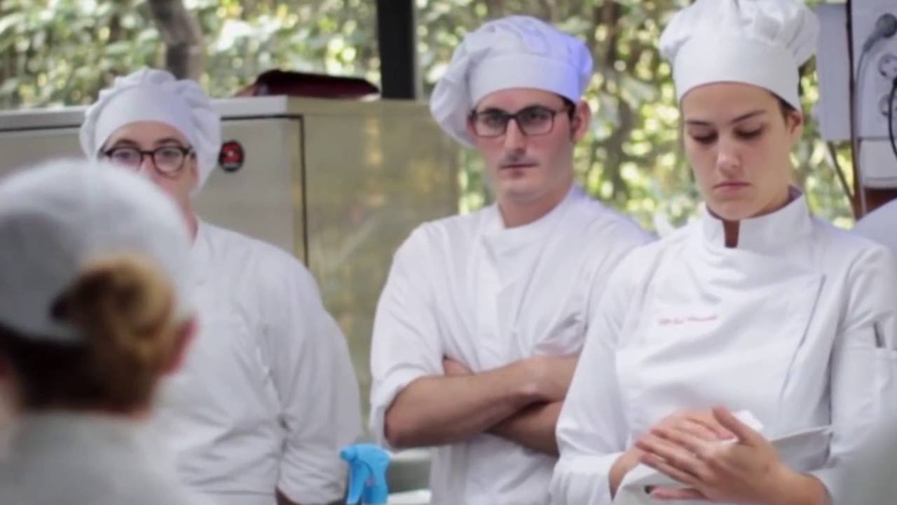 Escuela de direcci n de cocina en valladolid youtube - Direccion de cocina ...