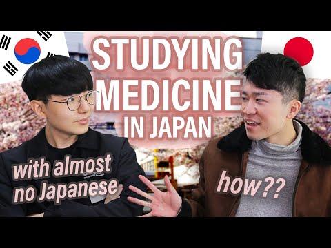 日本で学ぶ外国人医学生!どうやって入学したの?| STUDYING ABROAD in Japan - a Korean MEXT Scholarship Med Student Interview