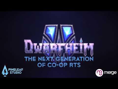 DwarfHeim - The Next Generation of Co-op RTS
