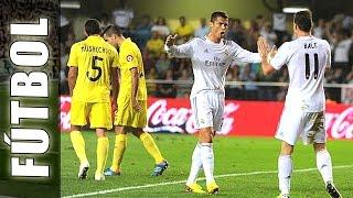 Vlog - Viaje a Madrid y partido del Real Madrid vs Villarreal en el Bernabeu