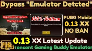 Anti Ban] PUBG Mobile 0 12 5 Update How to Bypass Emulator Detected