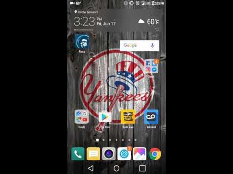 Using Ringtone ID on the LG G5