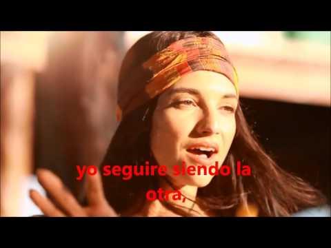 Natalia Jiménez - Quérida Socia (Lyric Video) - una vision de @La5aAftersounds