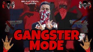 GANGSTER MODE - GOLU    OFFICIAL MUSIC VIDEO    NEW HINDI RAP SONG 2021 (PROD. BY KHRONOS BEATS)