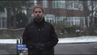 Baitul Futuh Mosque Extreme Weather Special (MTA News)