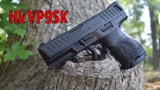 Hk VP9sk...Featured Packed Conceal Carry Pistol!