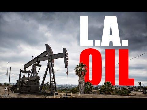 LA OIL - The hidden oil fields of Los Angeles.