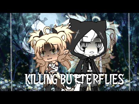 Killing Butterflies[GLMV] (Gacha Life клип с переводом на русский)