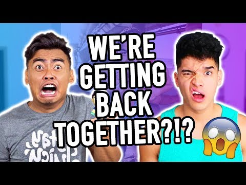 WE'RE GETTING BACK TOGETHER?!? (Wassabi + Guava)