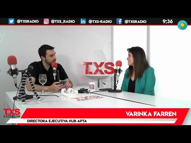 CIENCIA DEL FUTURO Varinka Farren