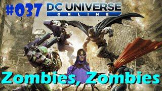 DC Universe Online Liga Deserteure  - Tutorial Gameplay & LPT #37 [GERMAN - DEUTSCH]