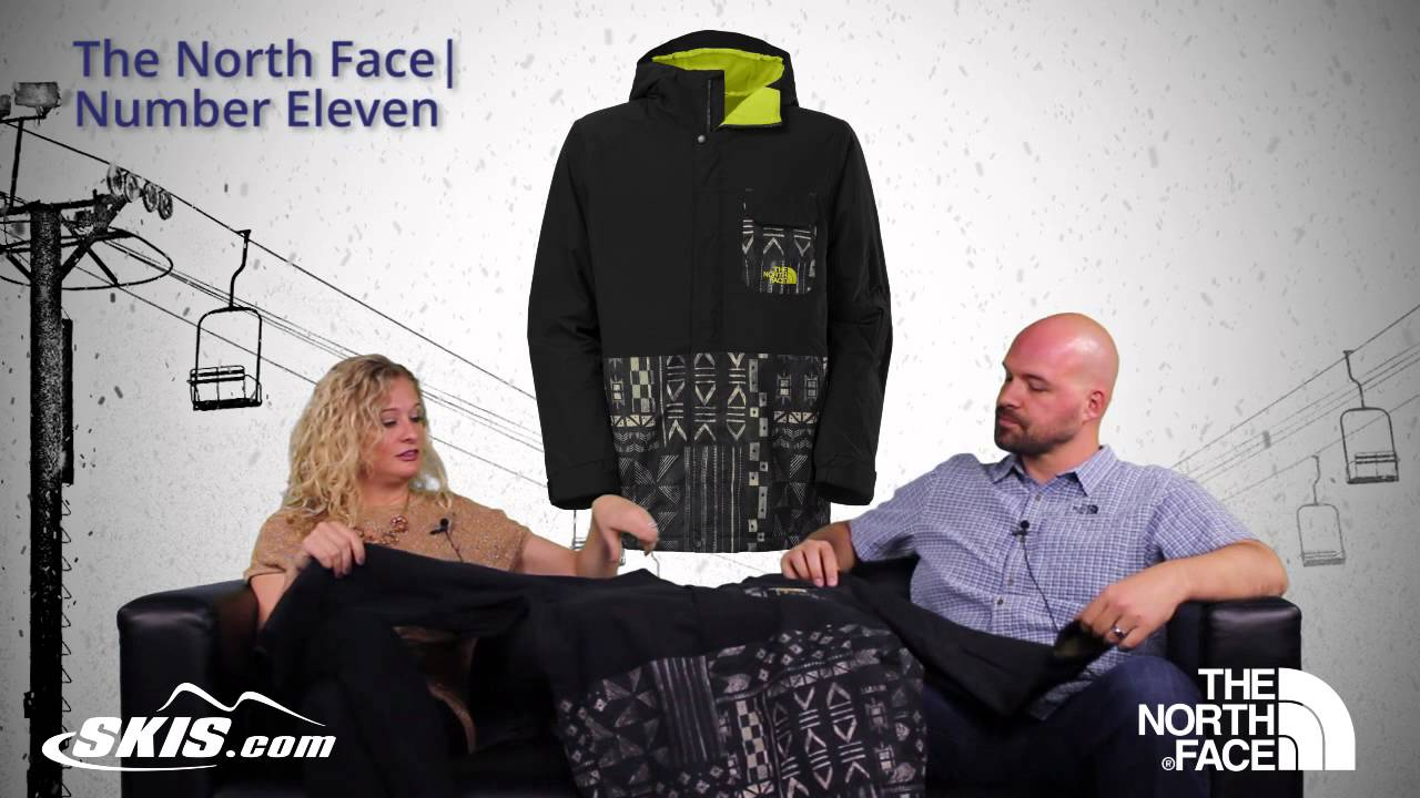 9ac9aca73 2016 The North Face Number Eleven Mens Jacket Overview by SkisDotCom