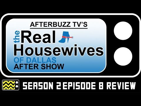 Real Housewives of Dallas Season 2 Episode 8 Review w/ D'Andra Simmons | AfterBuzz TV