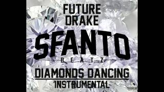 Future & Drake - Diamonds Dancing (Instrumental)