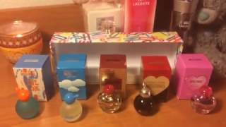 #Покупки парфюмерии в #Duty Free ( 1 часть)