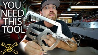You Need This Tool - Episode 75 | Locking C Clamp Pliers