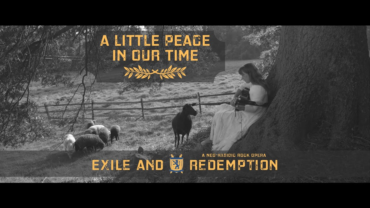 A Little Peace In Our Time (Official Music Video)