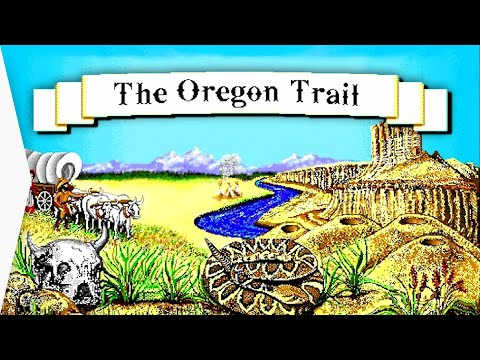 The Oregon Trail Deluxe [MS DOS] ► Classic Nostalgia Gameplay & Download - [Abandonware Adventures!]