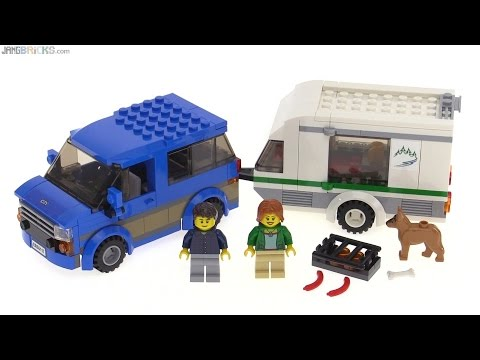 lego city 2016 van caravan review set 60117 youtube. Black Bedroom Furniture Sets. Home Design Ideas