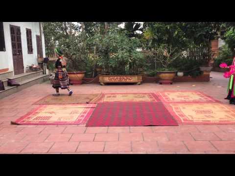 Múa Văn Cô Đôi Cam Đường - Hội Người Cao Tuổi Xã Thạch Đà