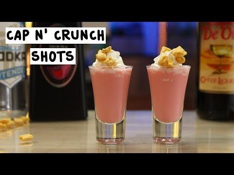 Cap N' Crunch Shots