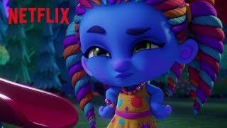 Super Monsters Play Hide and Seek | Super Monsters | Netflix Jr