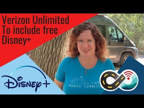 Free Disney+ Streaming Service For Verizon Unlimited Customers