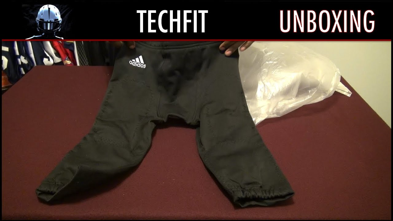 Adidas Techfit Football Pants Unboxing - Ep. 202 - YouTube