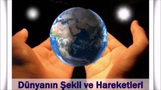 Ygs Coğrafya Dünyanın Şekli ve Hareketleri