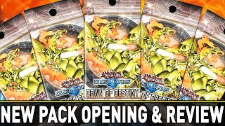 NEW BOX! DAWN OF DESTINY MINI BOX OPENING AND REVIEW | YuGiOh Duel Links Mobile w/ ShadyPenguinn