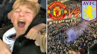 Grealish & Mings Goals & Limbs | Manchester United 2-2 Aston Villa  19/20