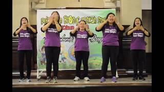 Yesus Disalib - Lagu Paskah Sekolah Minggu