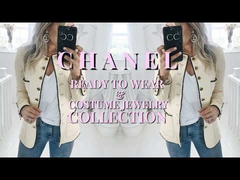 C H A N E L READY TO WEAR & COSTUME JEWELRY COLLECTION | IAM