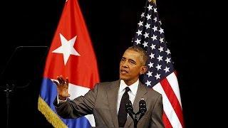 Визит Барака Обамы на Кубу:
